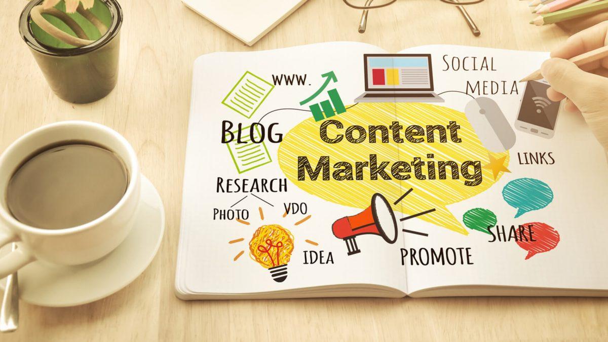 5 راز بازاریابی محتوا و نقش آن در رشد کسب و کار
