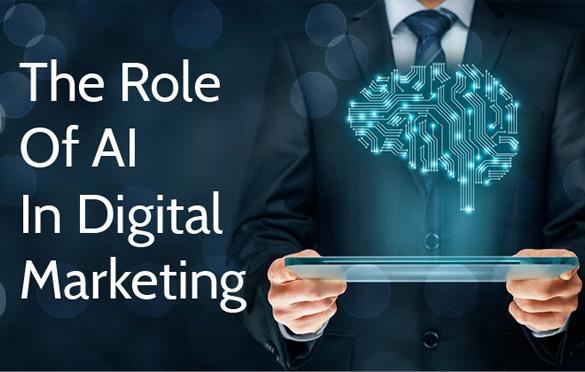 نقش هوش مصنوعی در دیجیتال مارکتینگ