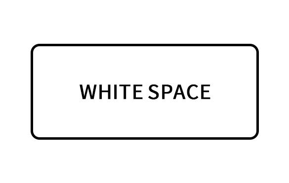 استفاده از فضای خالی در طراحی سایت