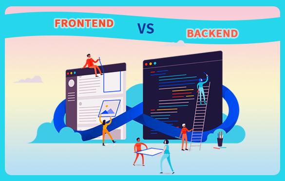 برنامه نویسی فرانتاند یا بکاند؟ تفاوتشان چیست؟
