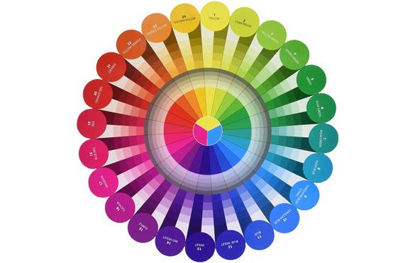 چرخ و فلک رنگی