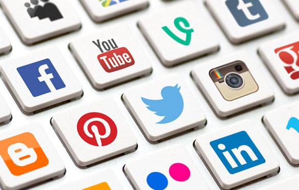 شبکه های اجتماعی موثر در بازاریابی دیجیتال