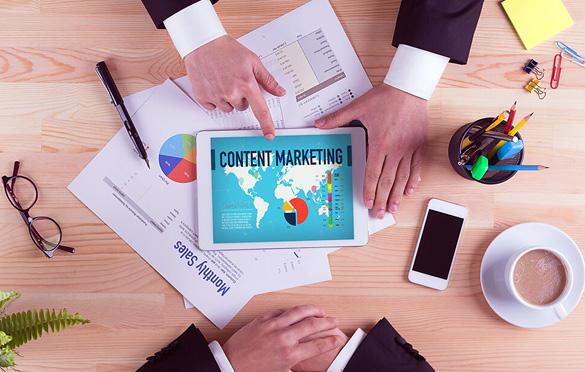 استراتژیهای بازاریابی محتوا