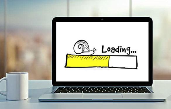 بهبود سرعت وب سایت