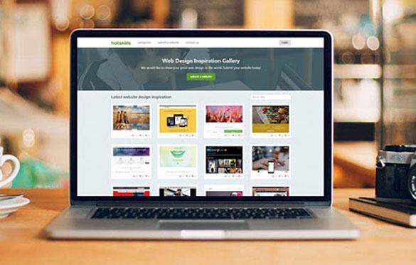 تصاویر متناسب با محتوای سایت در طراحی سایت