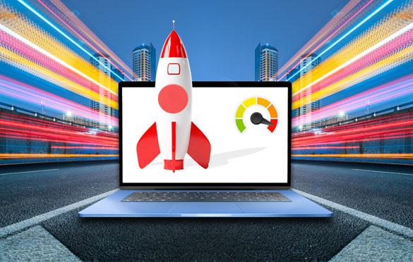 عملکرد و سرعت بالا از مهمترین عناصر در طراحی سایت