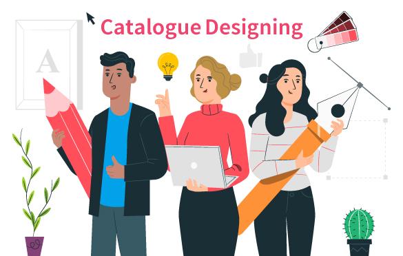 بایدها و نبایدها در طراحی کاتالوگ
