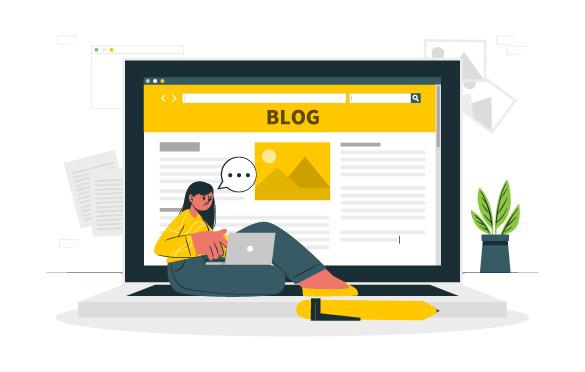 نقش وبلاگ نویسی در کسب و کار آنلاین چیست؟