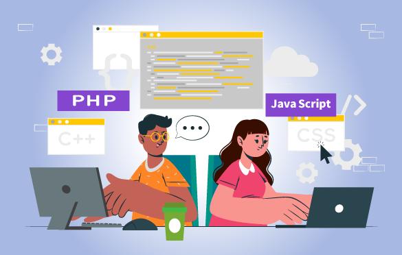 PHP یا جاوا اسکریپت: انتخاب بهترین زبان برنامهنویسی برای پروژه ها